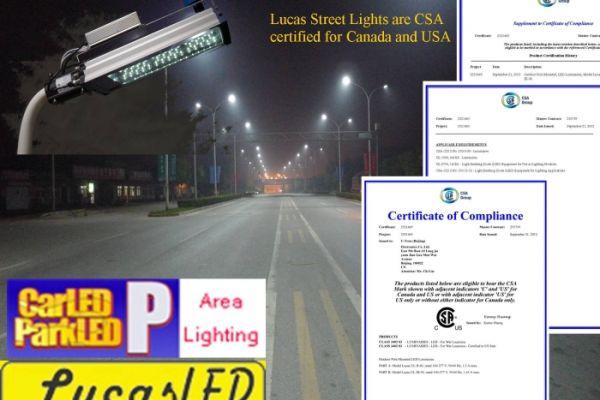 CSA Certifications